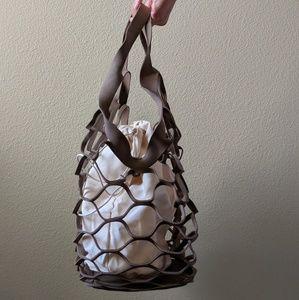 Handbags - Netted Handbag